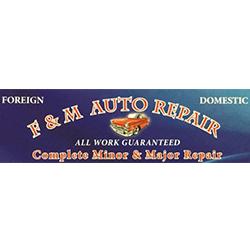 F & M Auto Repair, Inc. image 0