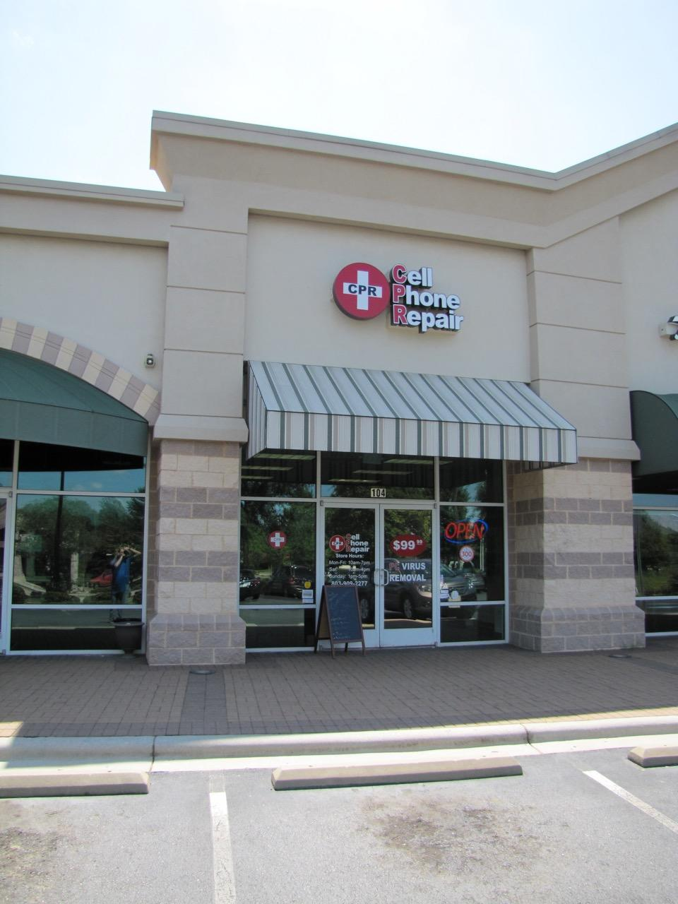 CPR Cell Phone Repair Rock Hill image 0