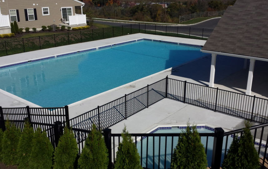 Precision Pools Inc