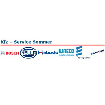 Logo von Kfz-Service Sommer