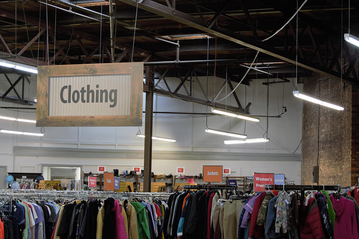 WS Rescue Mission Thrift Store image 3