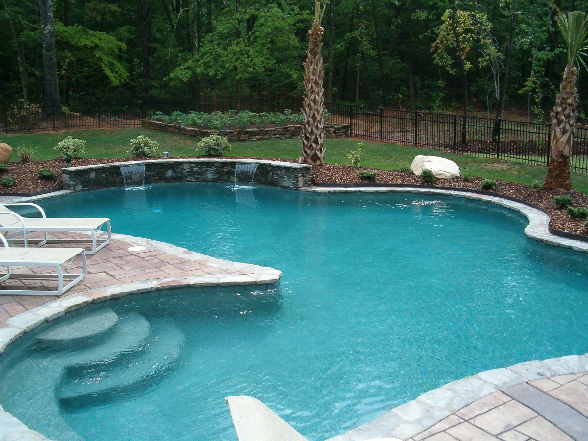 Custom Pools & Spa image 1