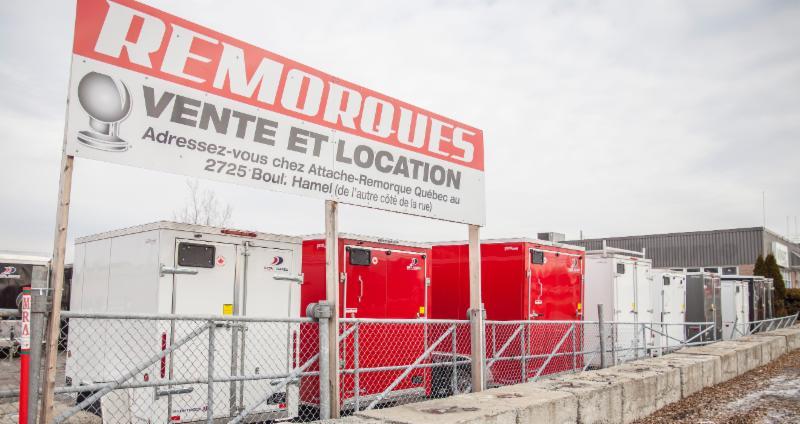 Attache-Remorque Québec à Québec