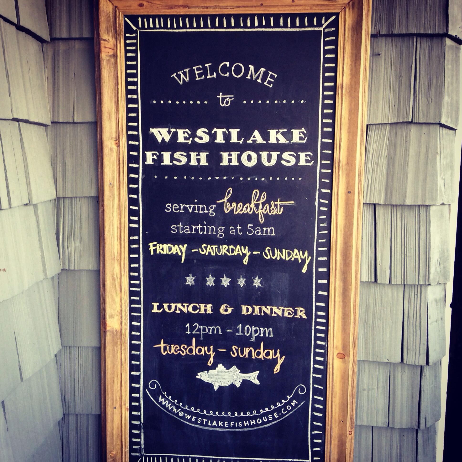 Westlake Fish House