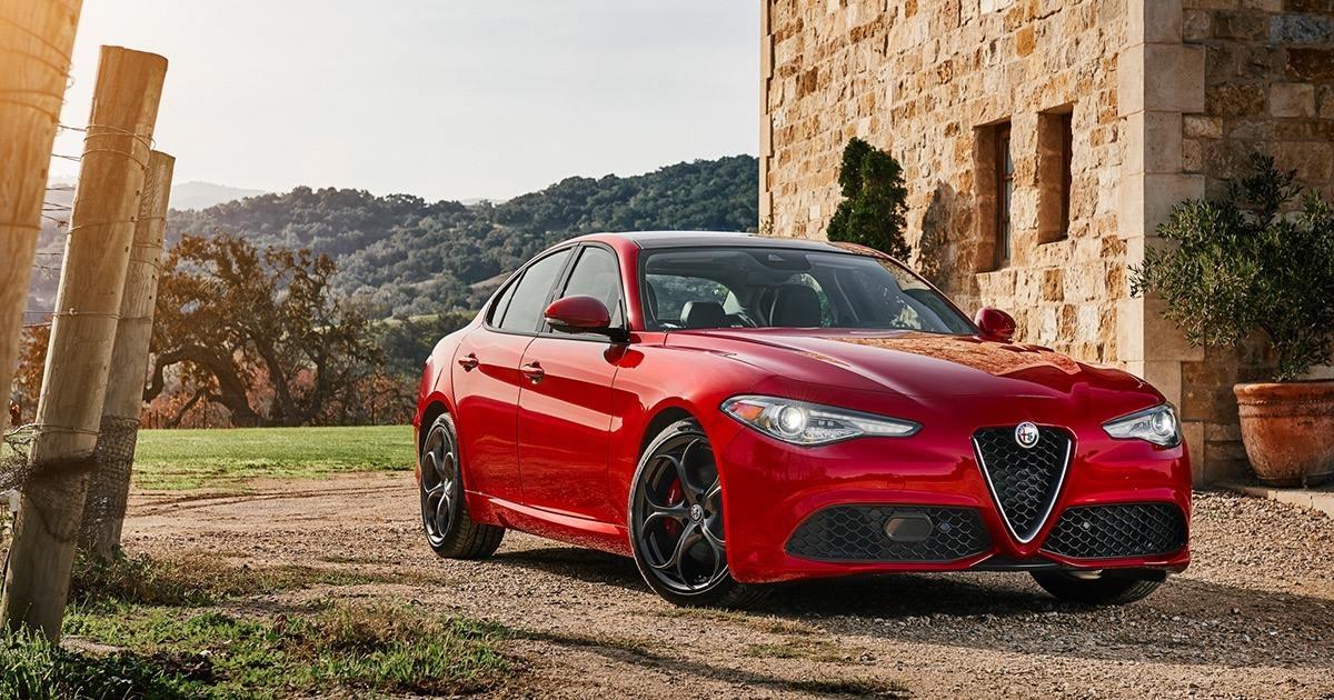 AutoNation Alfa Romeo Stevens Creek image 0
