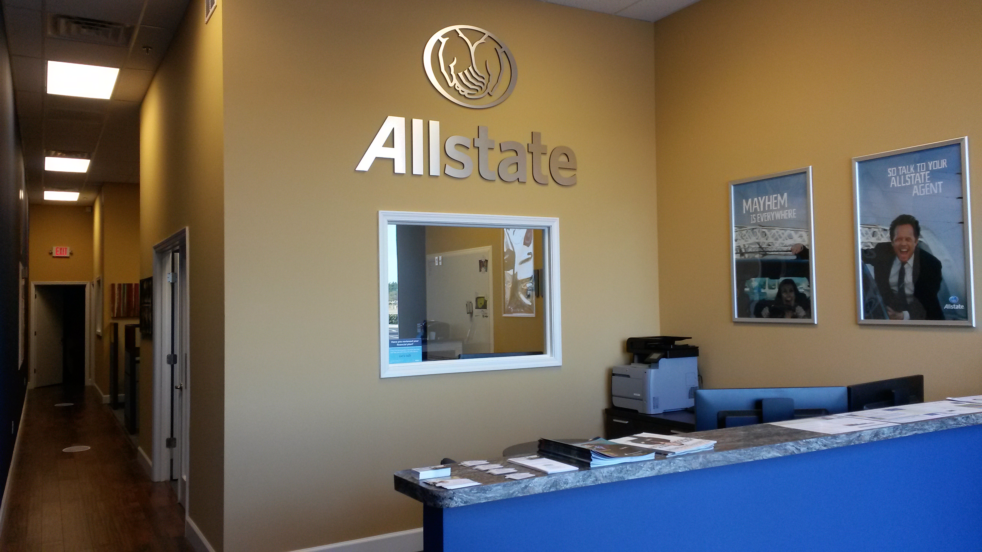 Allstate Insurance Agent: Andy Turner 9660 Argyle Forest Blvd Ste 4  Jacksonville, FL Allstate   MapQuest