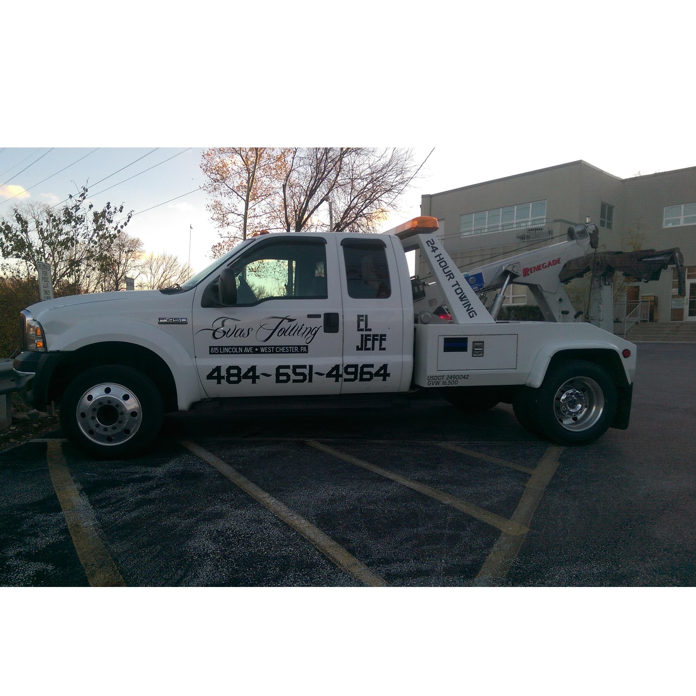 Evas Towing & Auto Repair