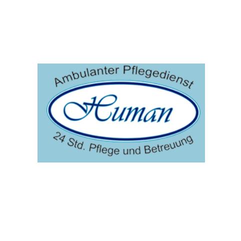 Logo von Ambulanter Pflegedienst Human