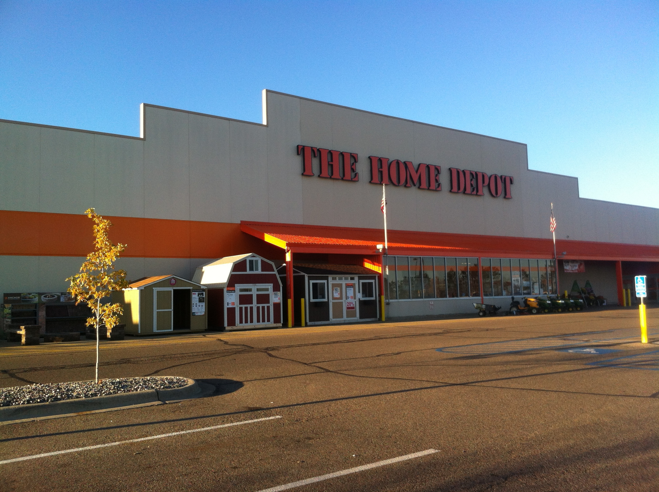 The Home Depot 2425 Middle School Dr Nw Bemidji Mn