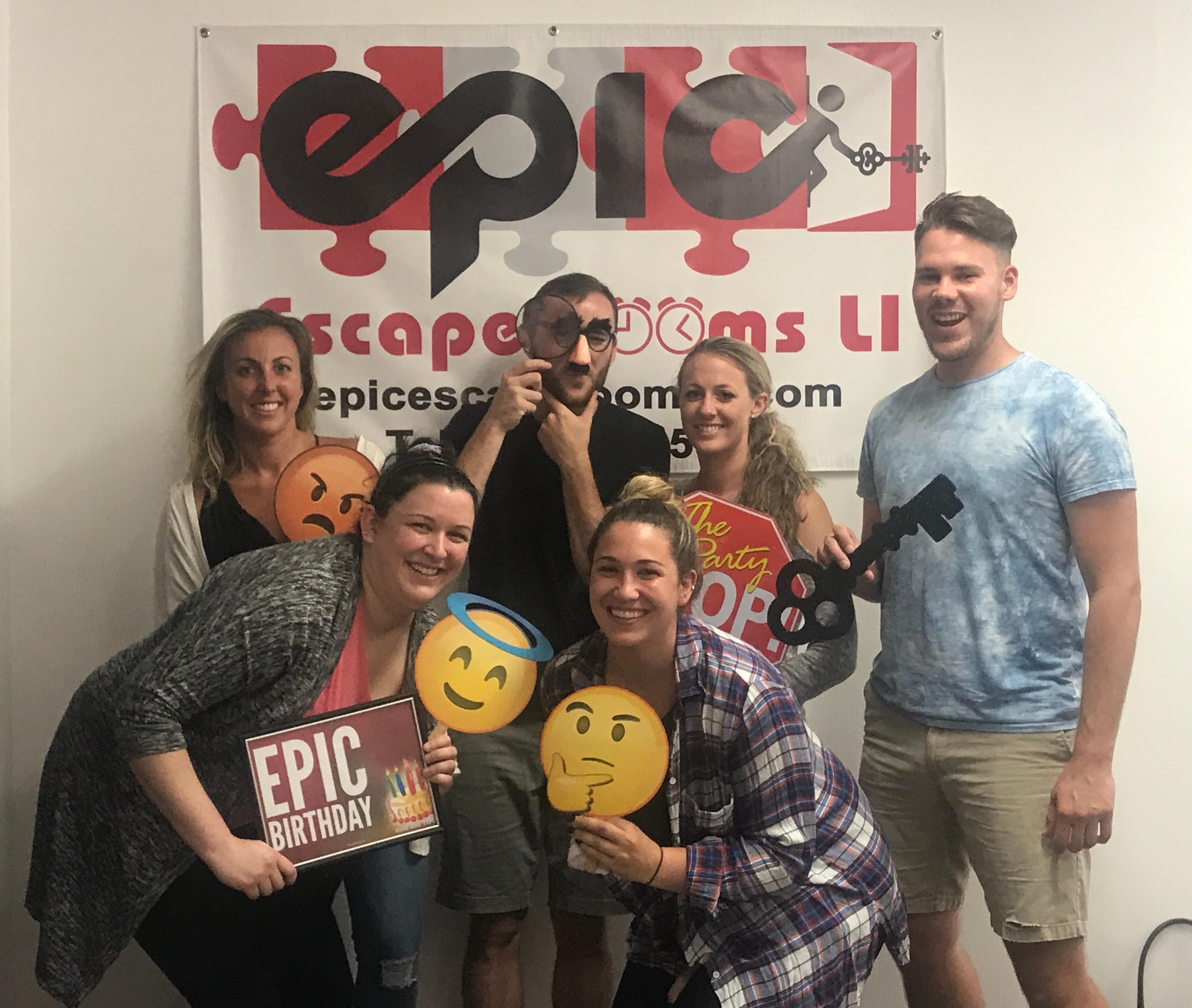 Epic Escape Rooms LI image 3