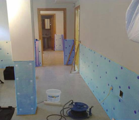 T.P.S Damp Proofing