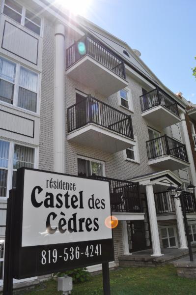 Résidence Castel des Cèdres Inc à Shawinigan