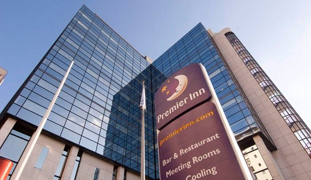 Premier Inn Cardiff City Centre
