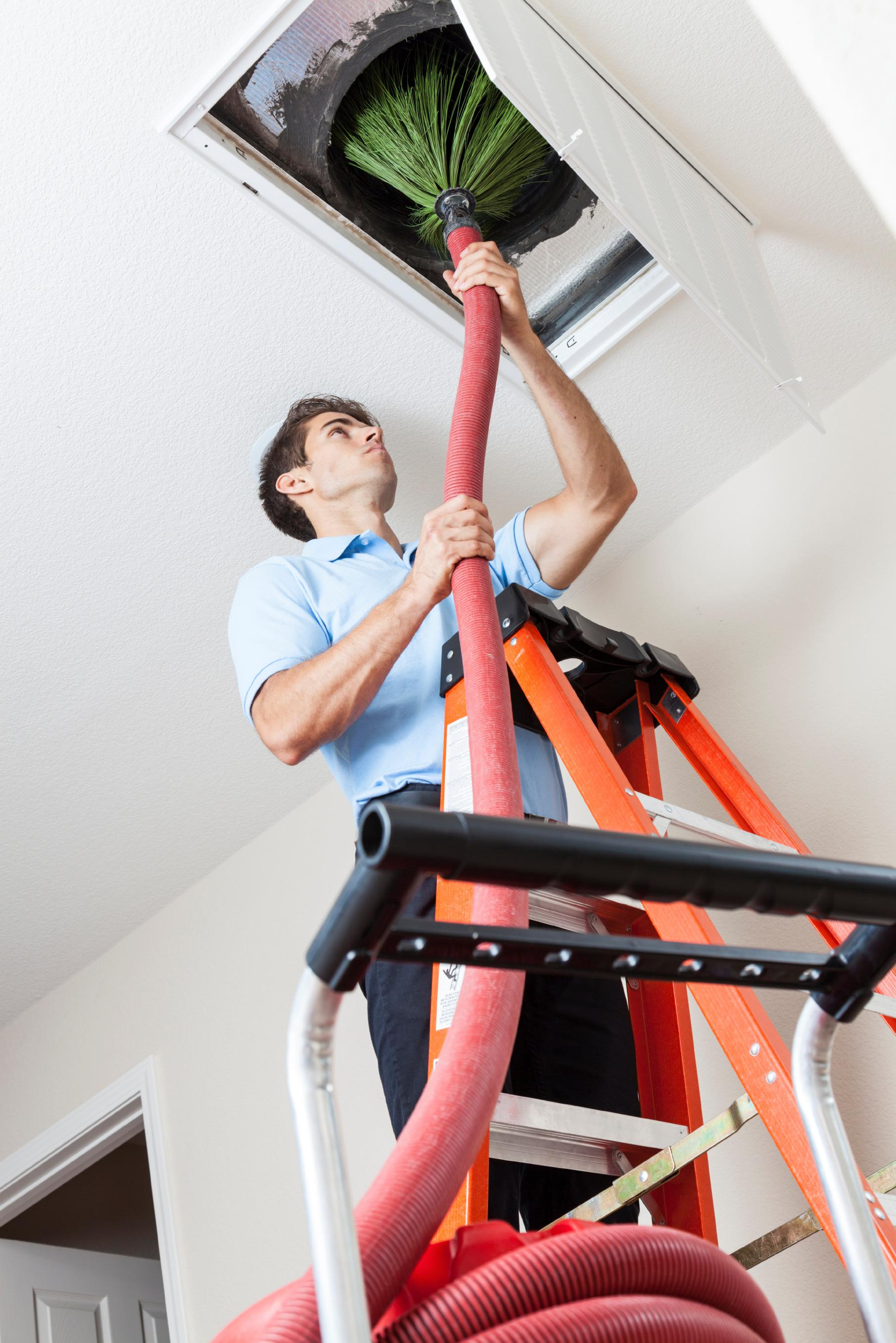 Duct Cleaning Virginia Beach