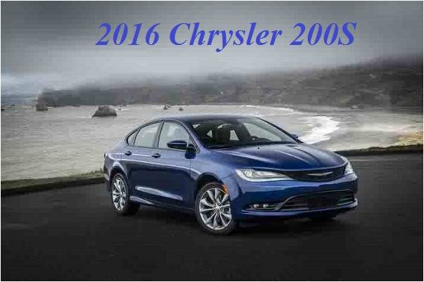 2016 Chrysler 200S For Sale in Appleton, WI