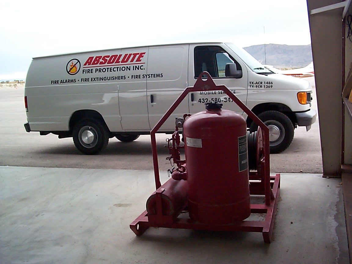 Absolute Fire Protection, Inc. image 1