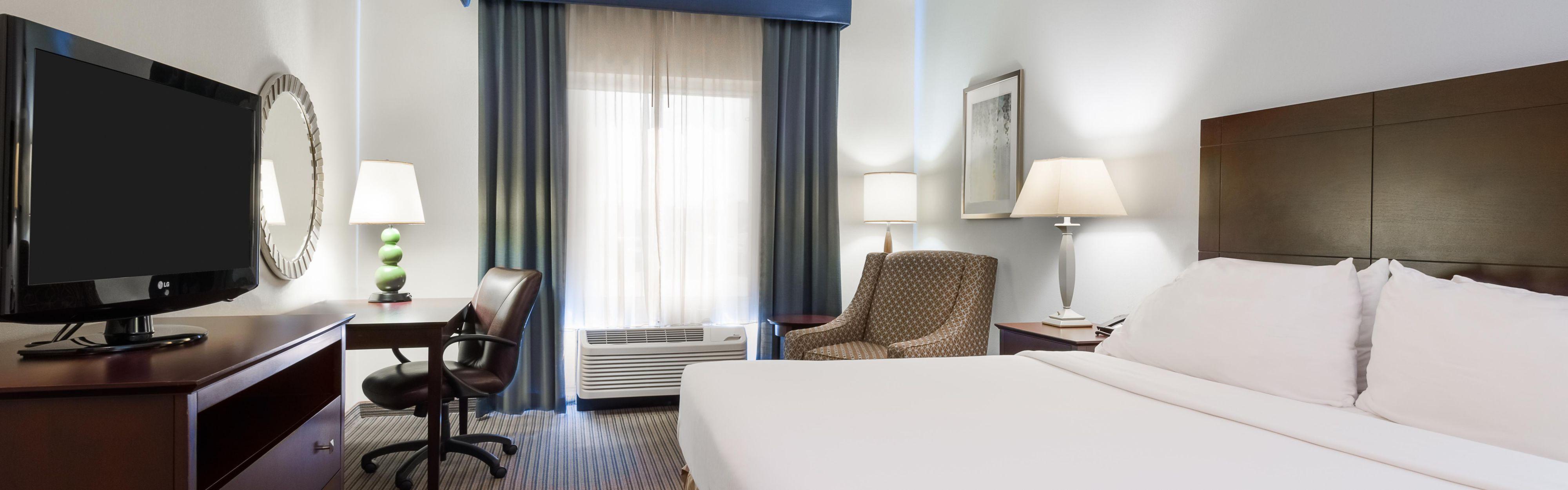 Holiday Inn Express & Suites New Iberia-Avery Island image 1
