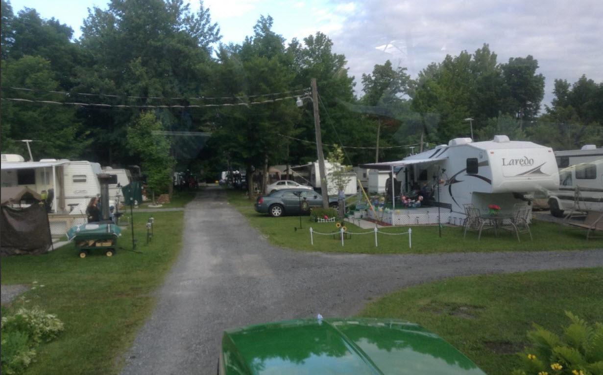 Camping Au Vieux Foyer