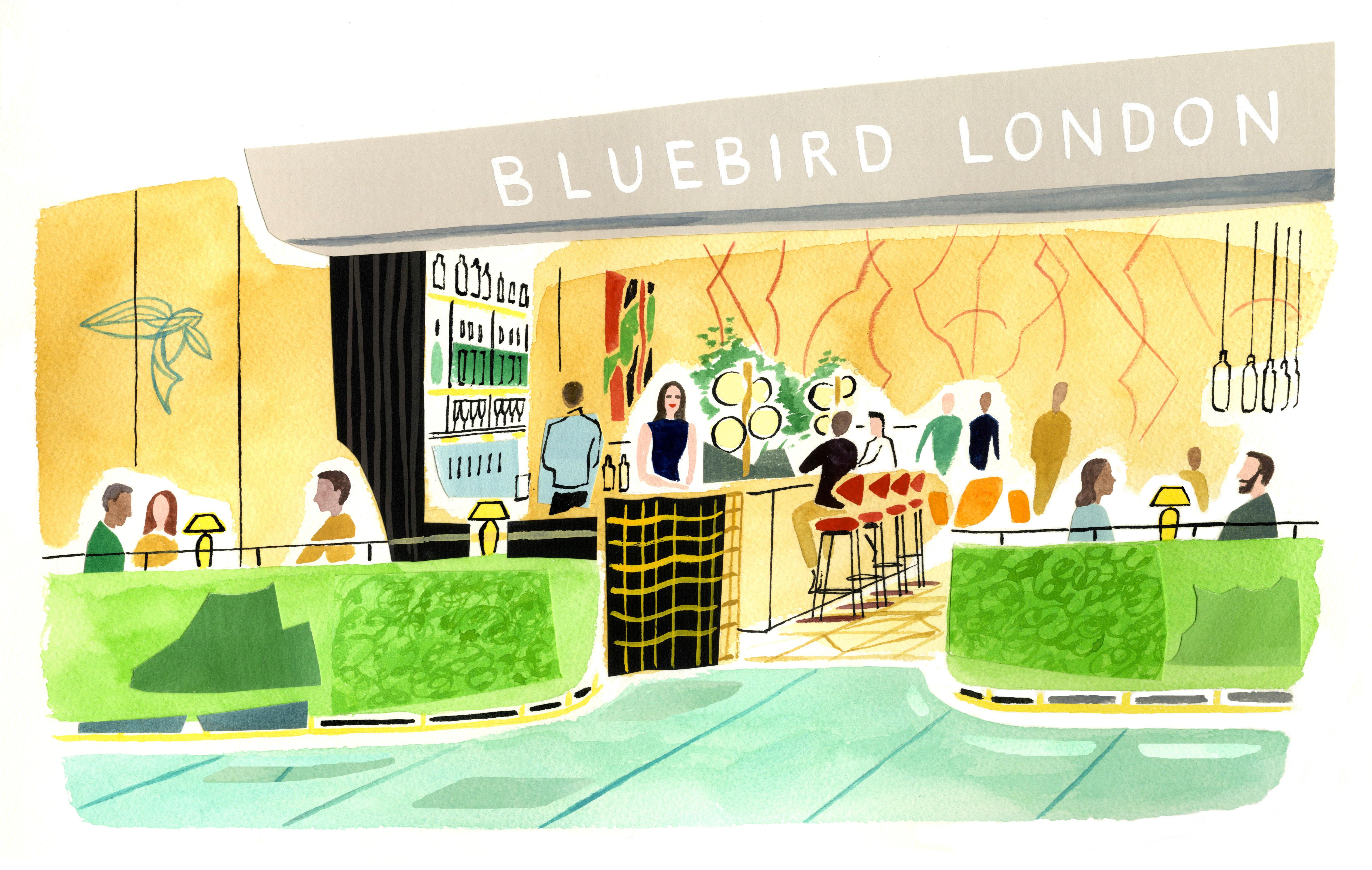 Bluebird London NYC image 3
