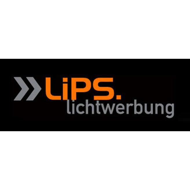 Logo von Lips Lichtwerbung