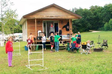 Chimney Rock Canoe Rental & Campground image 2