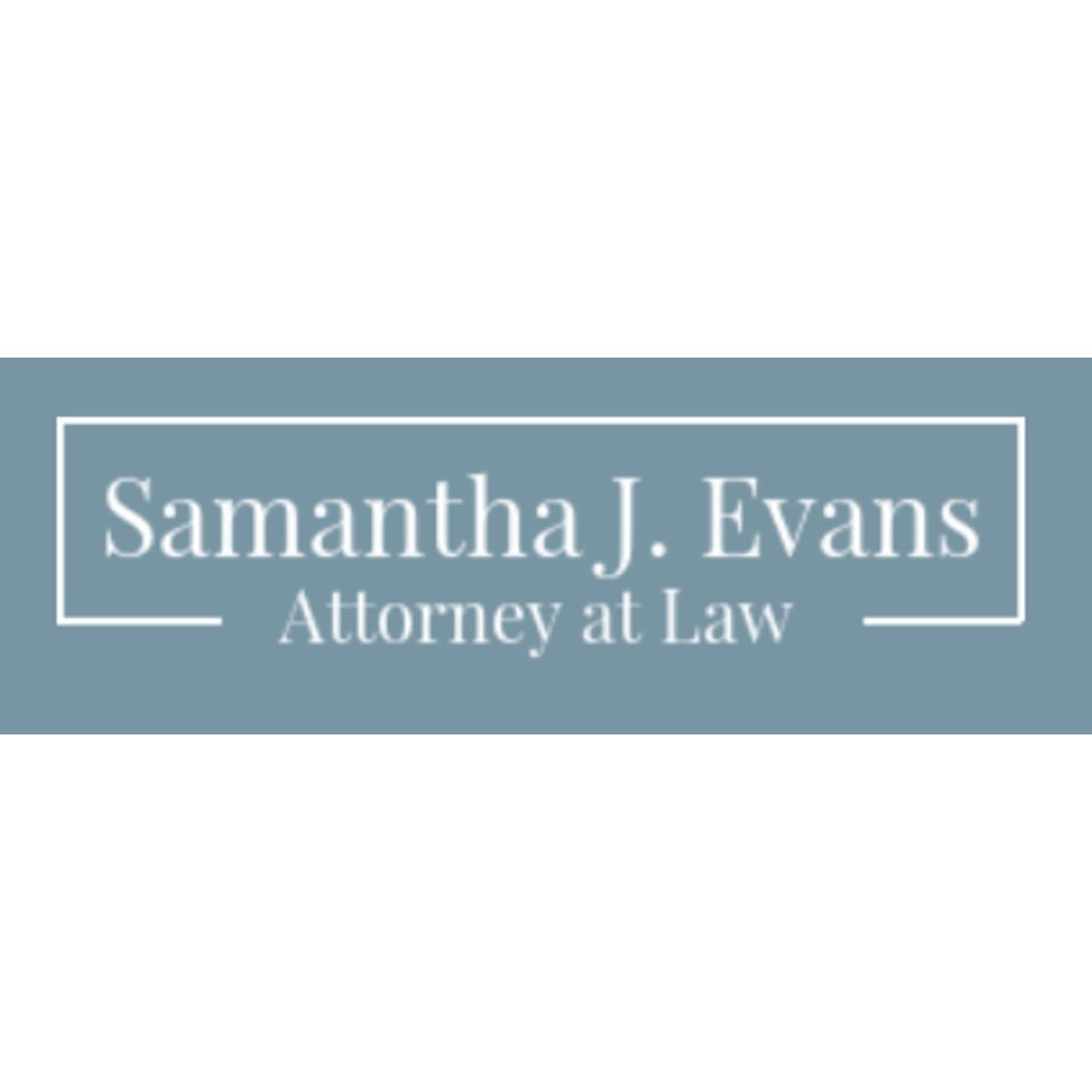 Samantha J. Evans, Attorney At Law