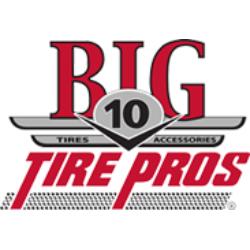 Big 10 Tire Pros & Accessories Logo
