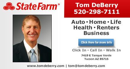 Tom DeBerry - State Farm Insurance Agent