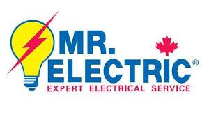 Mr. Electric in Victoria: logo