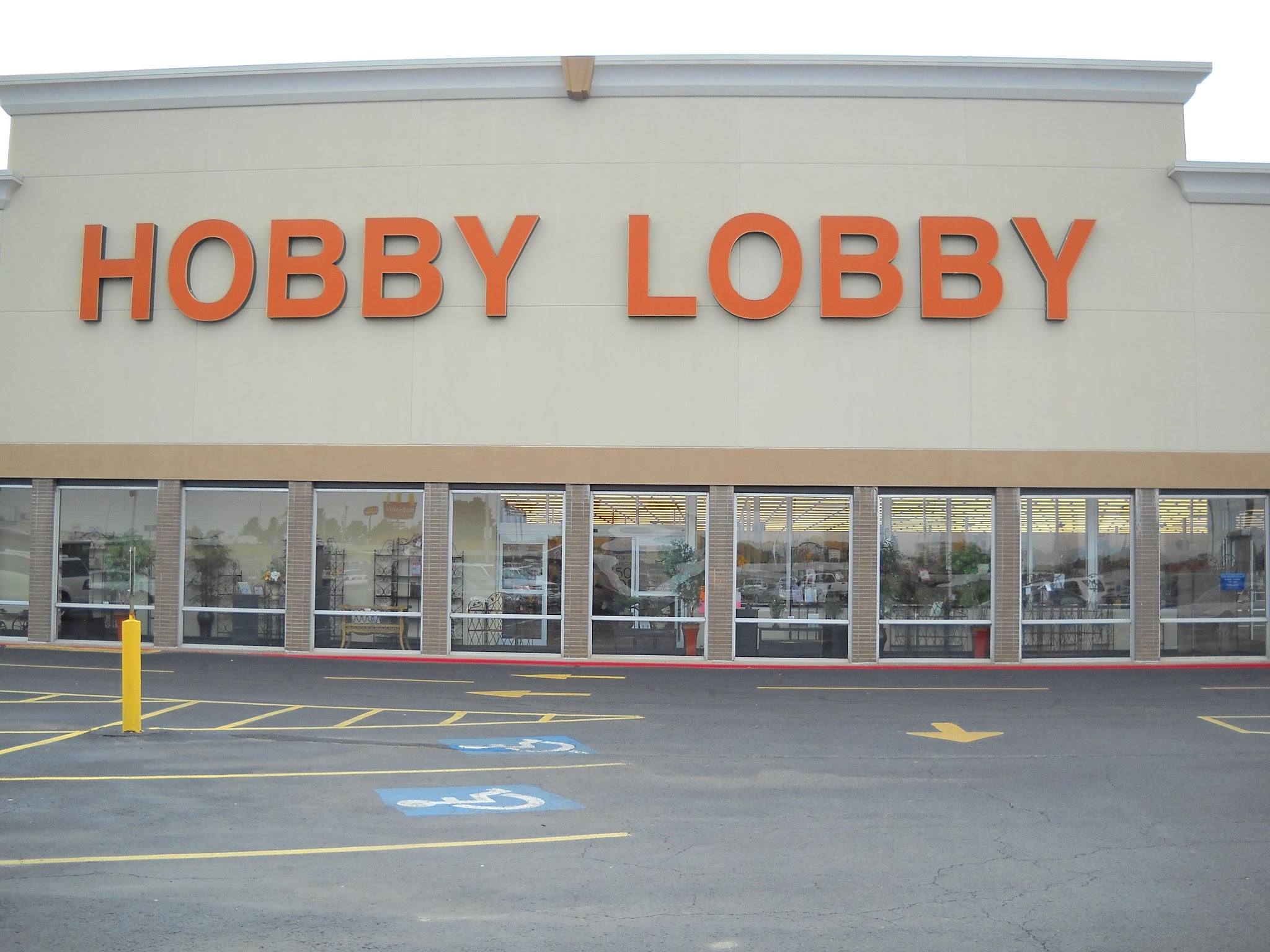 Hobby Lobby 150 E Oak St Conway Ar Fabric Shops Mapquest