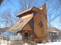New Cedar Channel Siding - Mill Finished