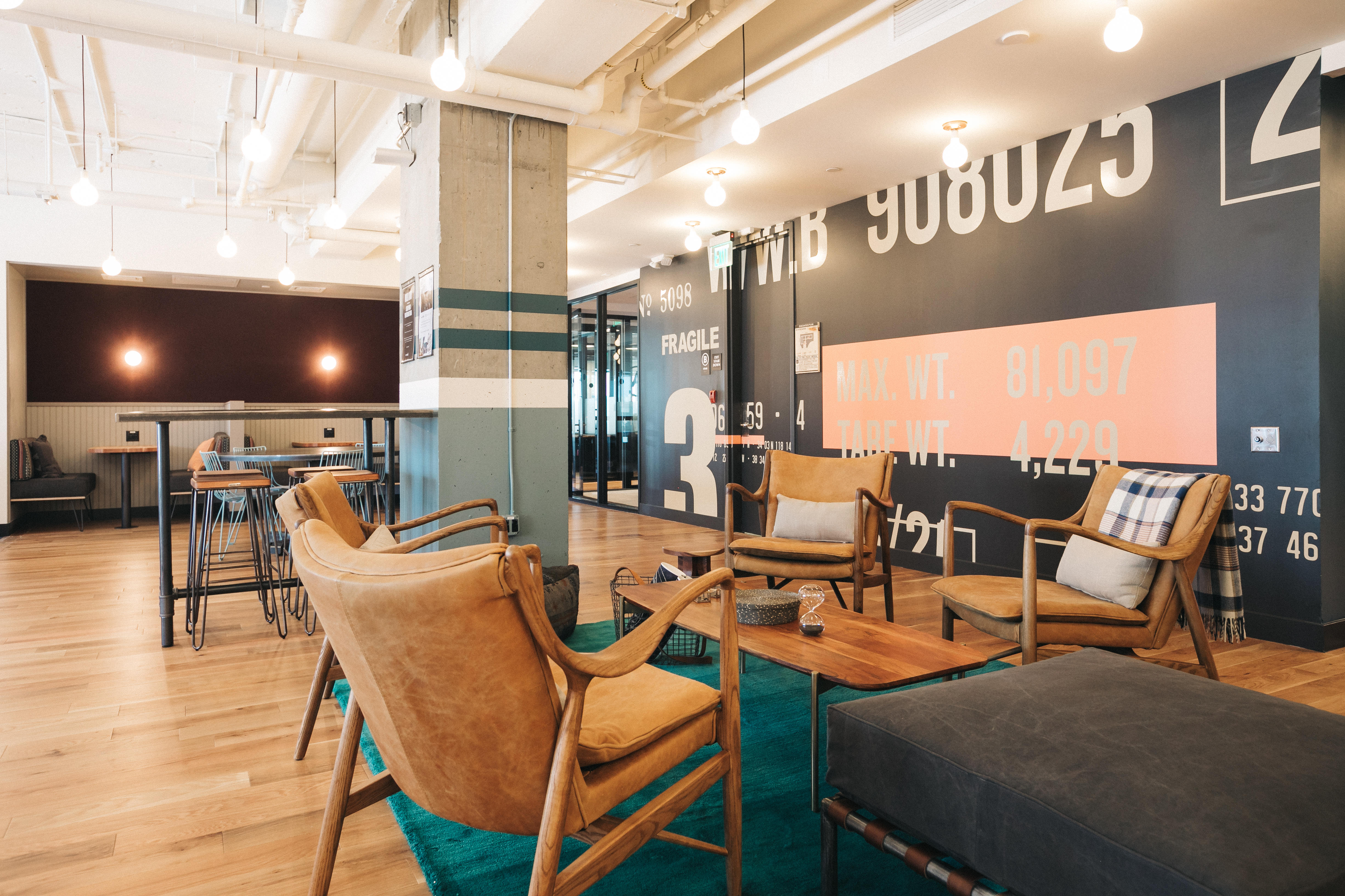 WeWork The Hubb image 6