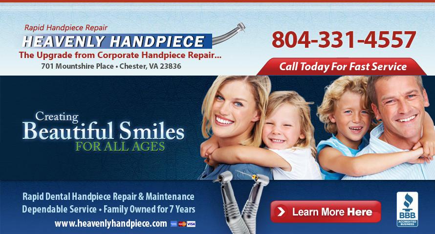Heavenly Handpiece Express LLC image 0