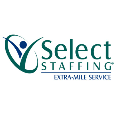 Select Staffing - ad image