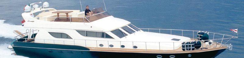 Camuffo barche for Arredo barche