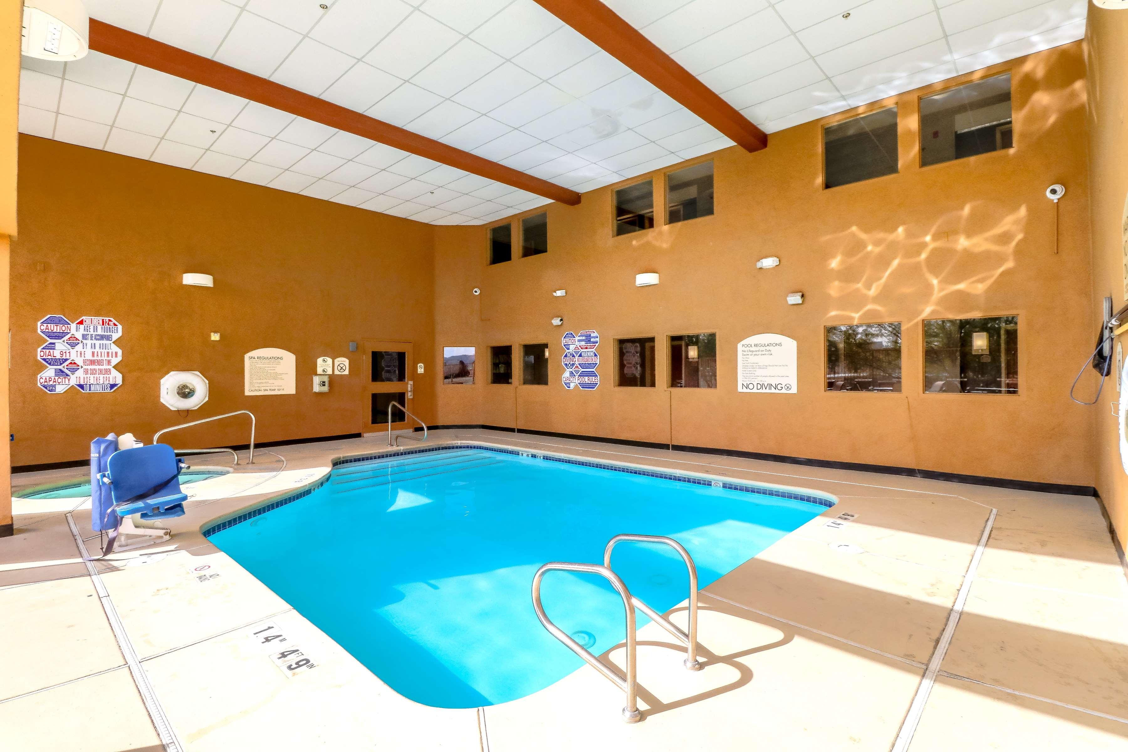 Best Western Plus North Las Vegas Inn & Suites image 35