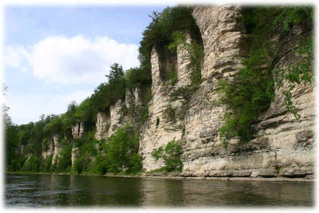 Chimney Rock Canoe Rental & Campground image 0