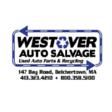Westover Auto Salvage Logo