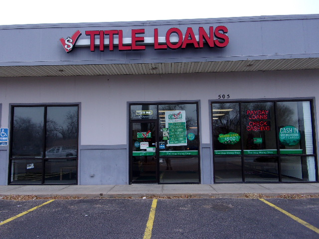 Kansas city loan locations