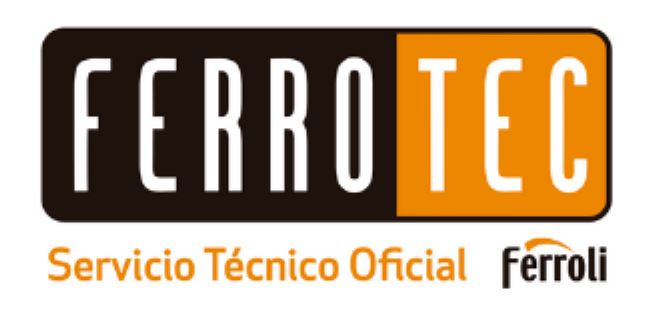 Ferrotec Servicio Técnico Oficial Ferroli