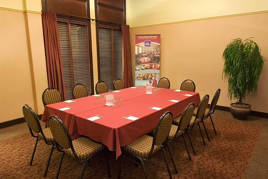 Best Western Plus Hotel Universel Drummondville à Drummondville: Meeting Room Salon De La Reine