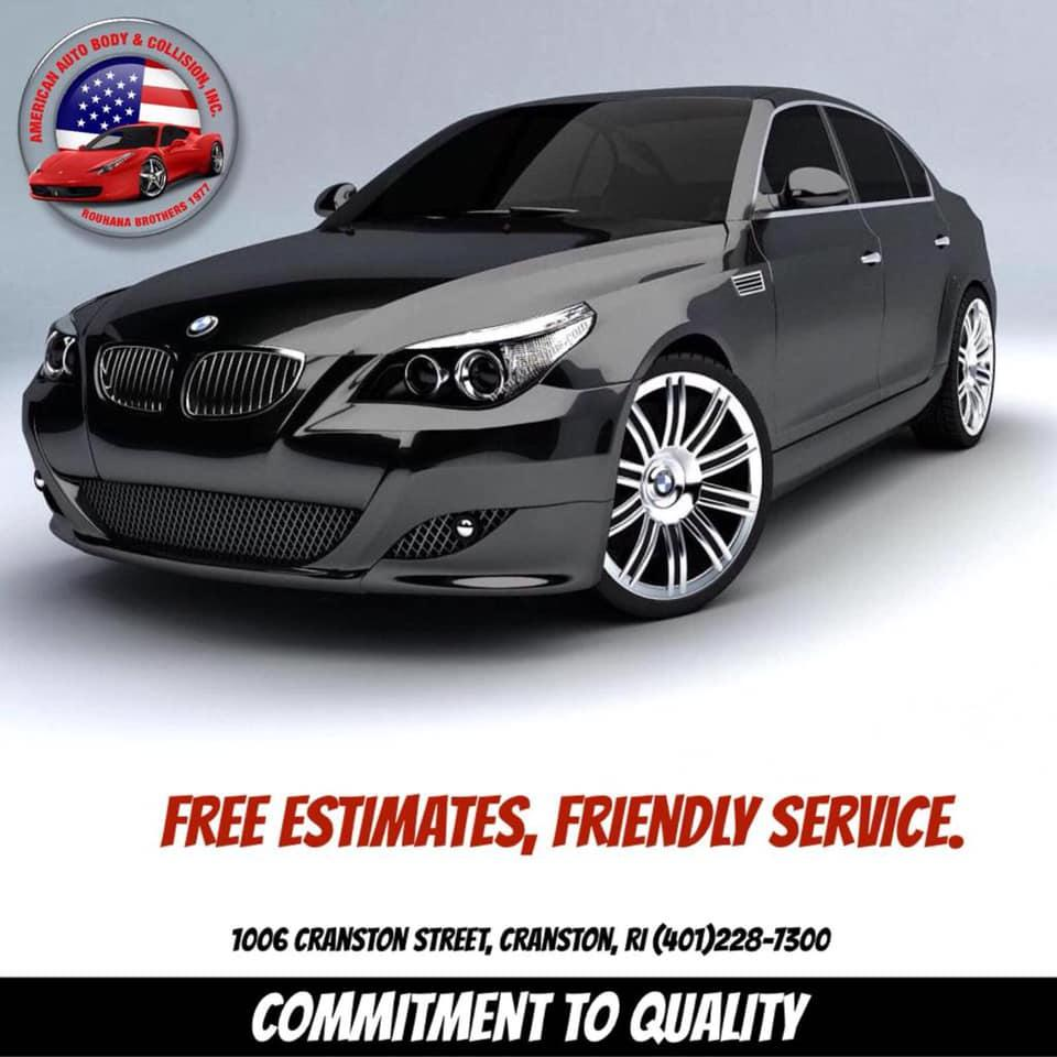 American Auto Body & Collision image 0