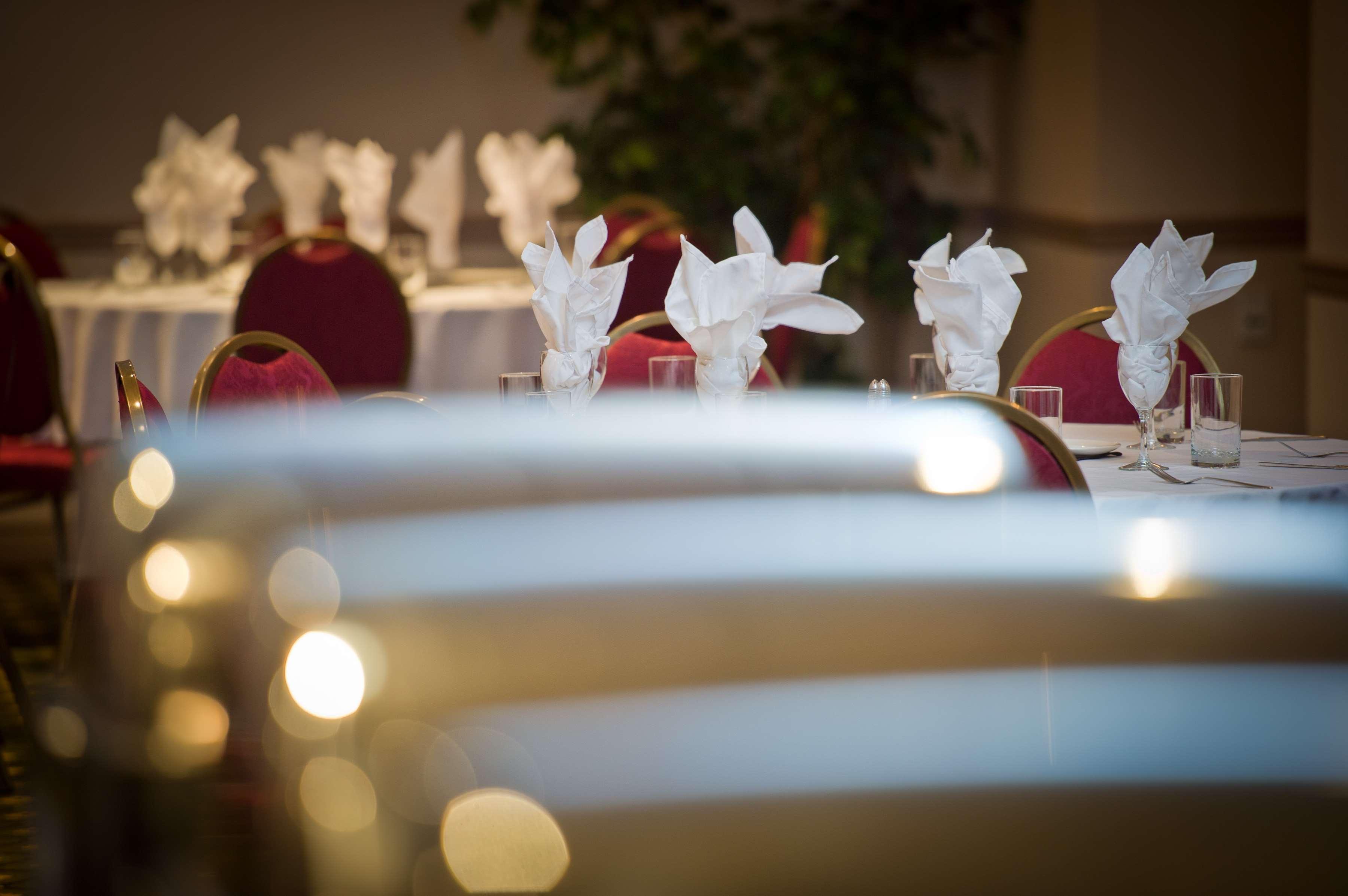 Best Western Plus Baker Street Inn & Convention Centre in Nelson: Banquet Facilities