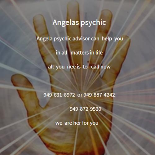 Angela's Psychic Advisor image 0