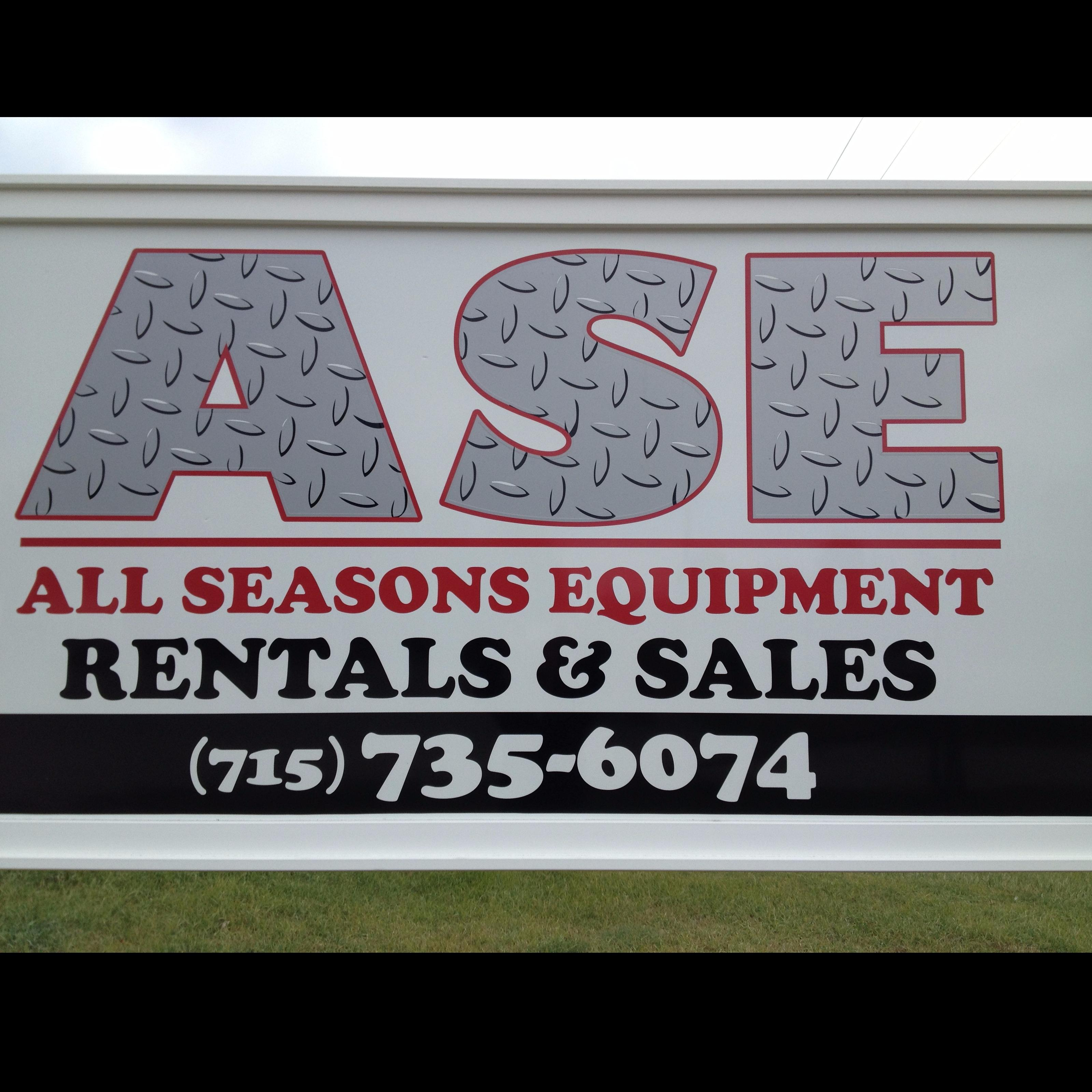 All seasons equipment and self storage w2042 state highway for The motor company marinette