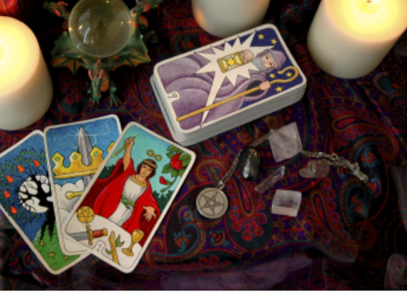 Psychic Readings by Sage image 0