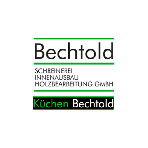 Logo von Bechtold Schreinerei Innenausbau Holzbearbeitung GmbH