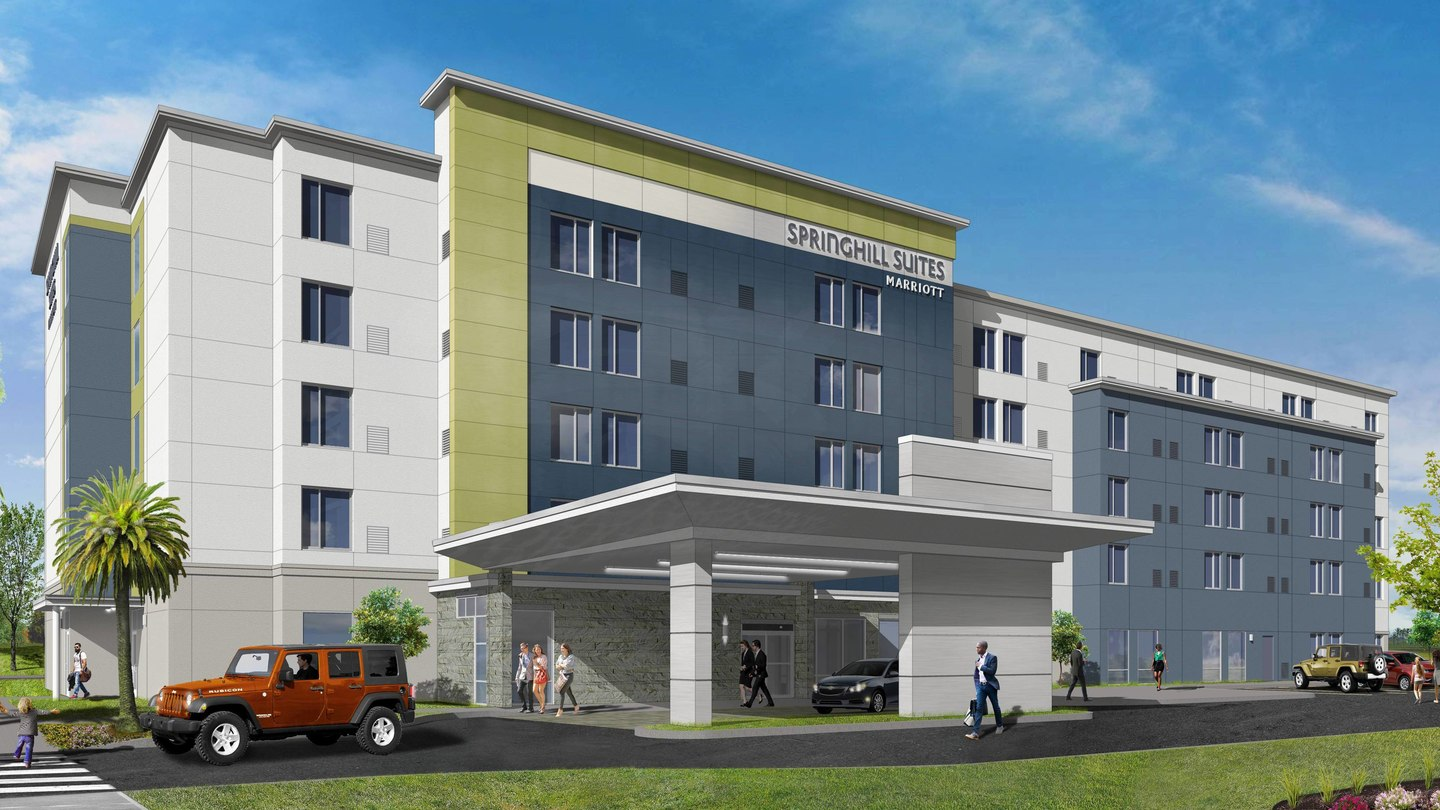 SpringHill Suites by Marriott Tampa Suncoast Parkway image 0