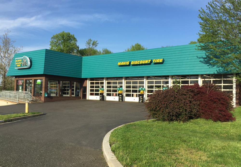 Mavis Discount Tire at 254 Route 130, Bordentown, NJ on Fave