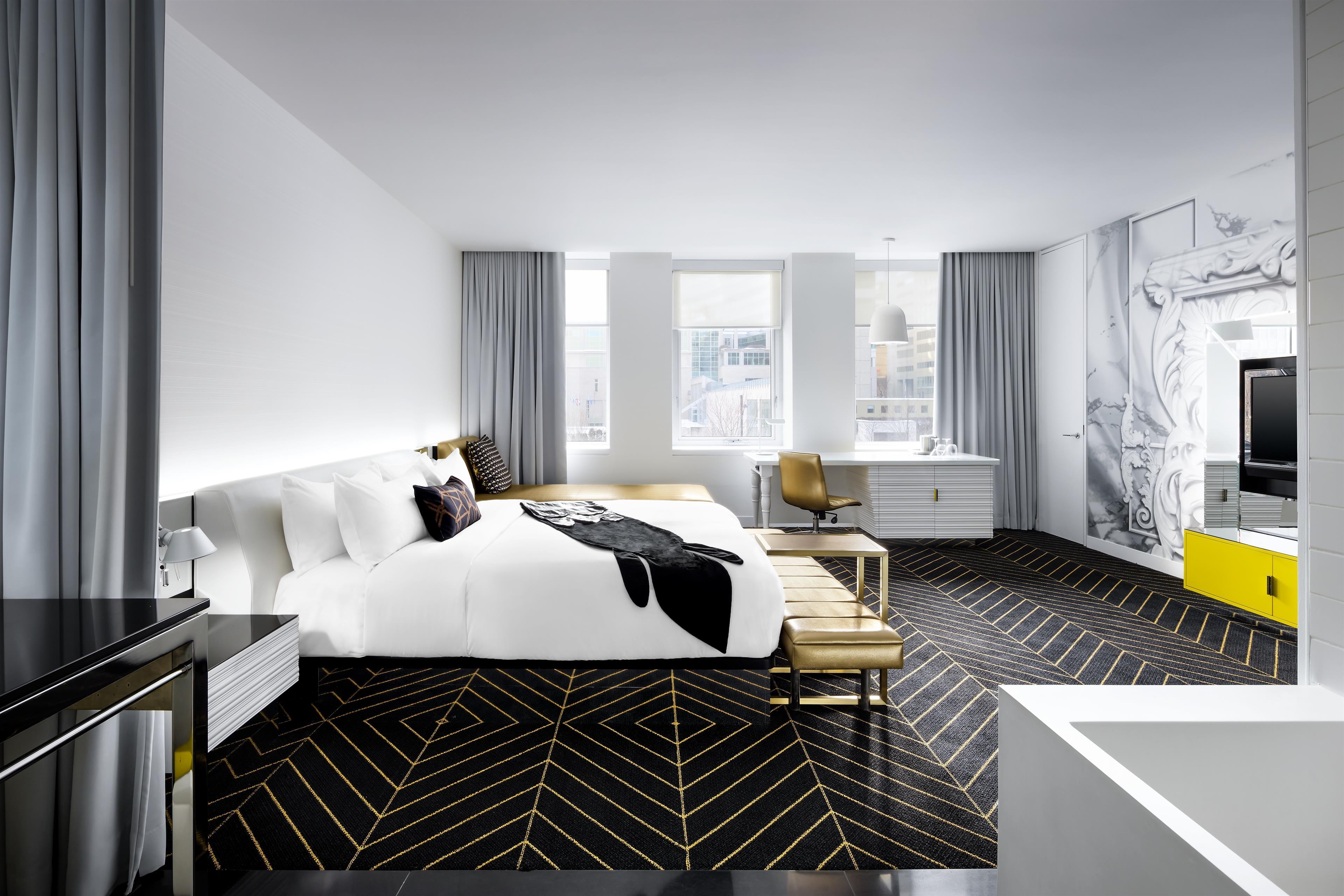 W Montréal à Montreal: Fabulous Room